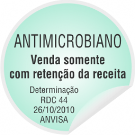 Azitromicina Po para Suspensao Oral 600mg 15mL Generico EMS (AM)
